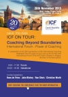 Invitation ICF on Tour 2015 Prague Czech Republic small