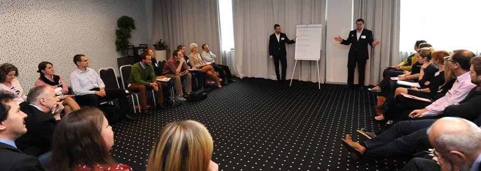 ICF na konferencii HR Comm