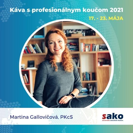 Martina Gallovičová