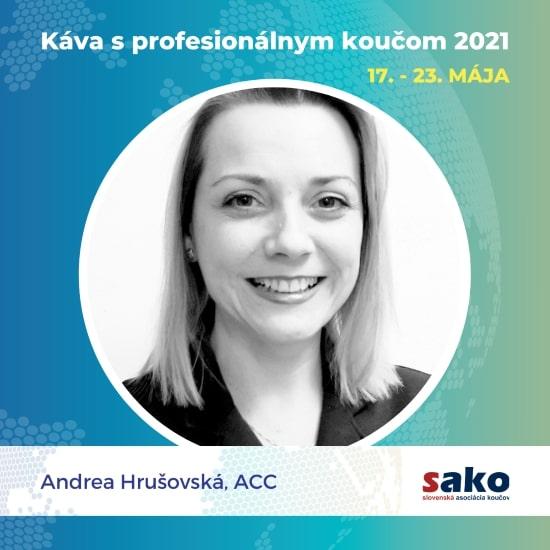 Andrea Hrušovská